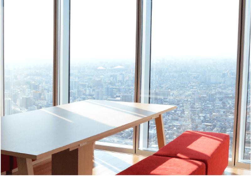 29階からの景色のイメージ